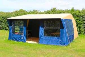 Hire Tent - Family