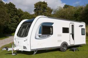 Caravan with Electric