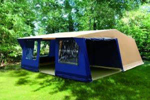 Hire Tent - Family Size