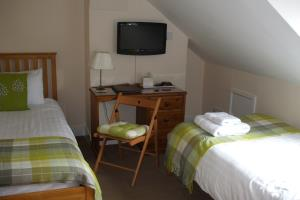Norfolk twin room
