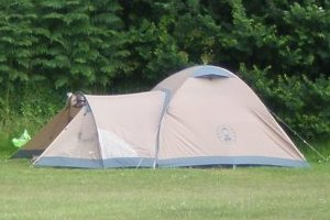 Own Tent with Electric