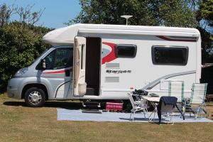 Motorhome with Electric