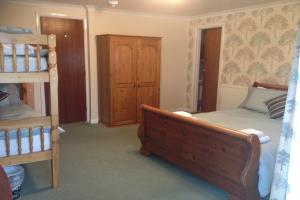 Large family ensuite room