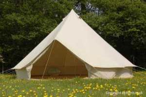 Bell Tent - Adults Only