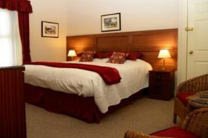 Beaumaris Superior double/twin room